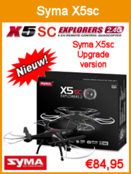Syma X5sc Upgrade version Rc Quadcopter
